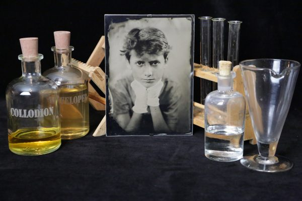 collodion humide; wetplate